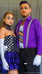 Chloe & Brodie - Magician & Assistant
