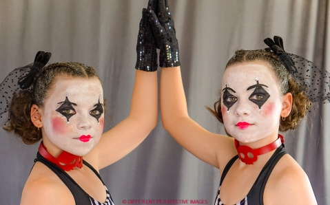 Jordyn & Jayde - Pantomimes