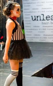 Jordyn - Pantomime on stage