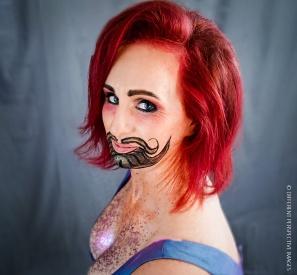 Nikki - Bearded Lady